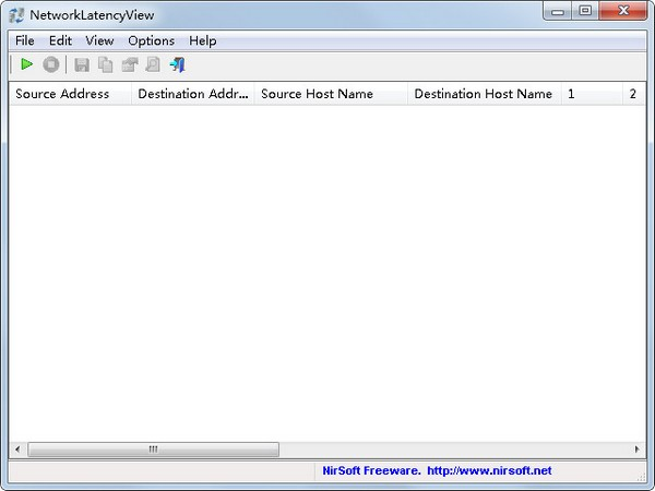 NetworkLatencyView(网络延迟测试工具) V1.32 绿色英文版