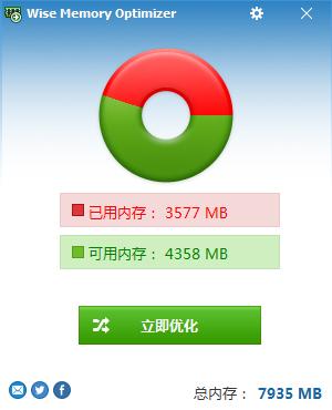 内存优化软件(Wise Memory Optimizer) V3.51.102 多国语言绿色版