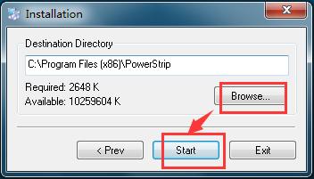 PowerStrip(显卡屏幕配置工具) V3.90 中文版