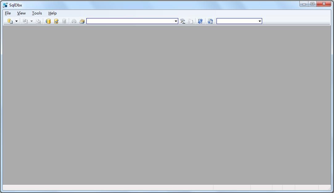 SqlDbx Personal(sql查询工具) V4.17 英文绿色版