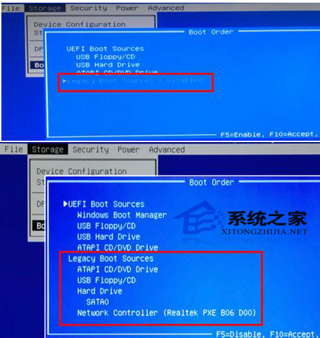 惠普笔记本原装Win8重装成Win7系统的教程