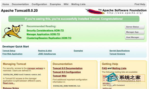 Mac下Apache Tomcat安装配置技巧
