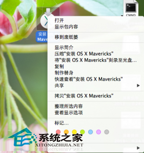 如何设置Mac OS X 10.9启动U盘