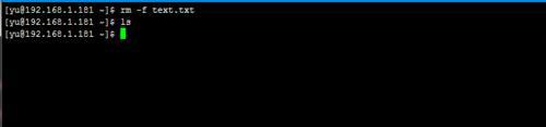 使用root权限删除不了linux中的文件该如何处理?