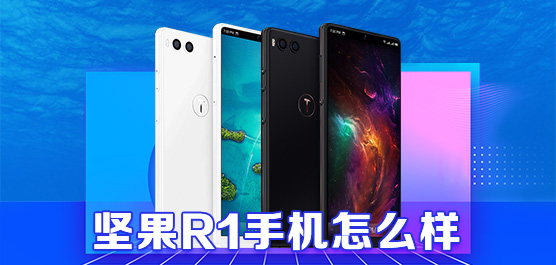 坚果R1手机怎么样好用吗?